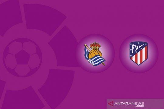Jadwal Liga Spanyol: momentum Atletico tegaskan jarak dari Sociedad