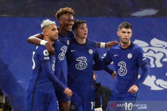 Liga Inggris: Chelsea kalahkan Wesh Ham 3-0