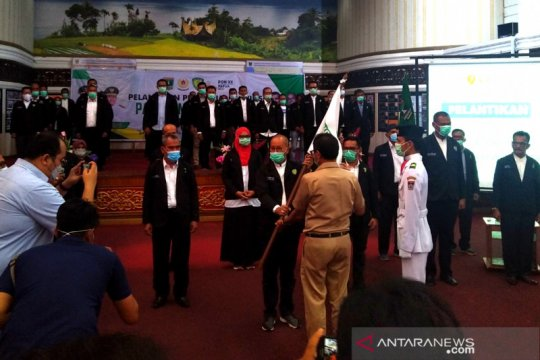 12 atlet PASI Sumbar diproyeksikan raih medali PON Papua