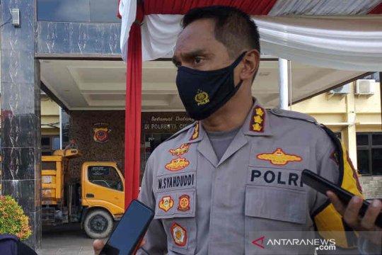 Polresta Cirebon kosongkan tempat wisata saat malam pergantian tahun