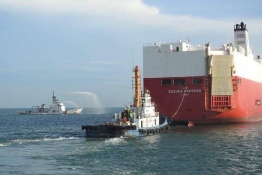 Waspadai cuaca ekstrim, Kemenhub terbitkan maklumat pelayaran
