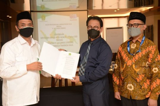 BPJPH tetapkan SUCOFINDO sebagai Lembaga Pemeriksa Halal