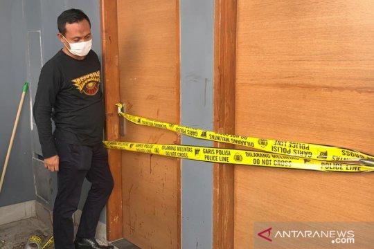 """Polisi olah TKP penganiayaan dokter di """"rooftop"""" hotel Palmerah"""