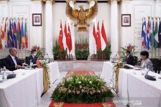 Indonesia, Turki lanjutkan perundingan kerja sama ekonomi komprehensif