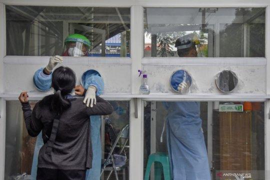 Satgas COVID-19 Mataram siapkan 1.100 reagen untuk tes usap masal