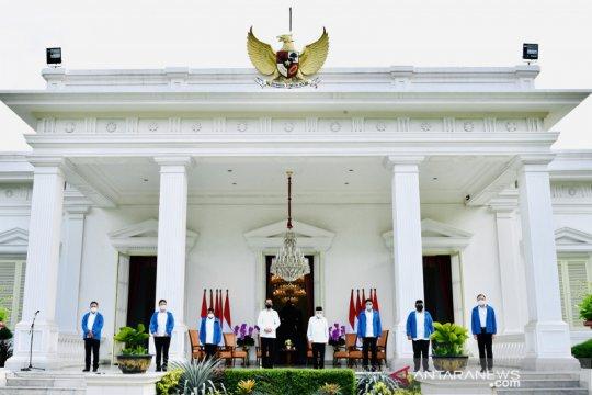 Kemarin, Presiden umumkan enam menteri baru hingga lantik pada Rabu