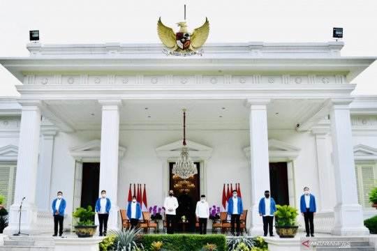 Pengamat: Reshuffle upaya Presiden solidkan dukungan parpol koalisi