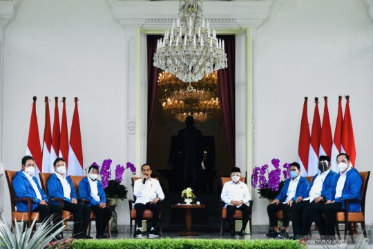 Wamen Pertanian terima pesan khusus dari Presiden Jokowi