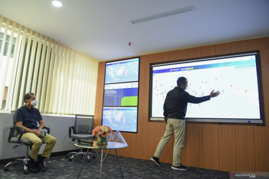 Terapkan teknologi DPCS, Pupuk Indonesia antisipasi kelangkaan pupuk