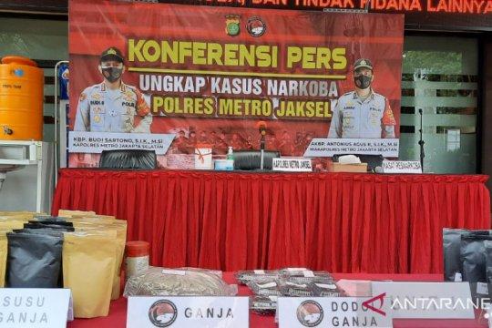 Polisi imbau masyarakat waspadai peredaran susu ganja