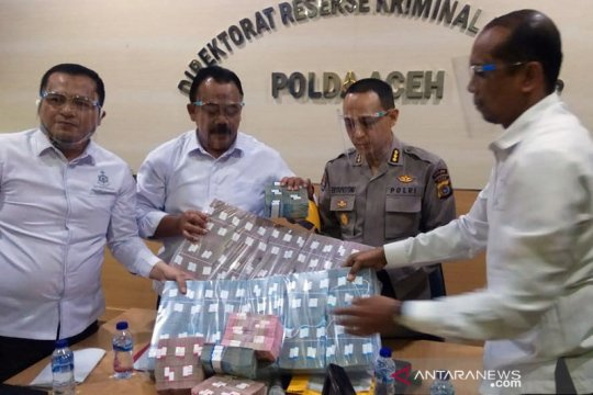 Kejati Aceh teliti berkas perkara dugaan korupsi PT KAI