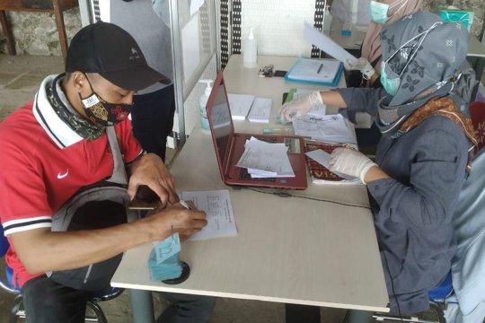 KAI Purwokerto sediakan layanan tes antigen bagi penumpang kereta