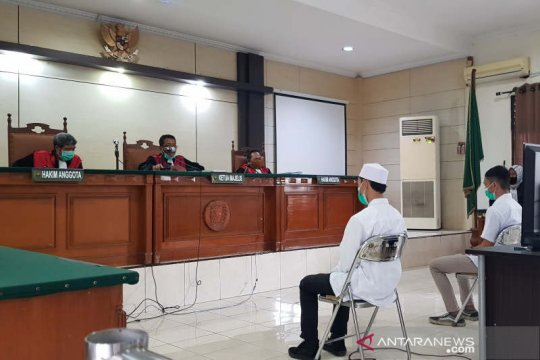 Empat mahasiswa pelaku demo rusuh di Semarang mulai diadili
