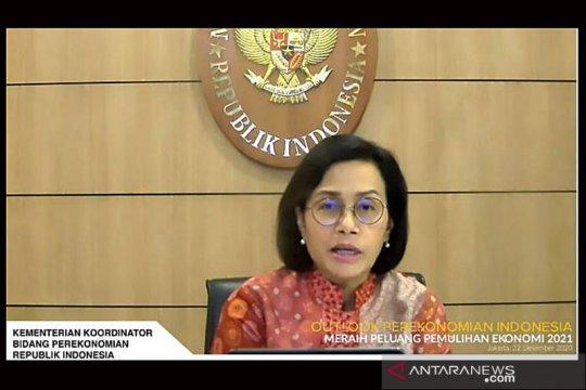 Menkeu: Belanja pemerintah 2021 fokus pulihkan ekonomi dan masyarakat