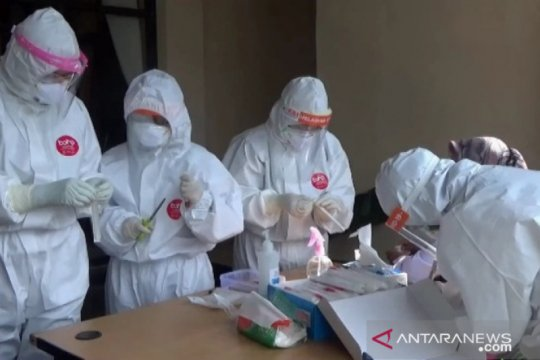 Kota Madiun catat 11 kasus baru COVID-19 menjadi 329 orang