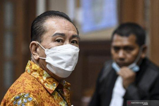 Hukum sepekan, dari vonis Djoko Tjandra hingga harta enam menteri baru