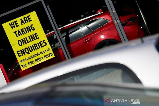 Toyota hentikan produksi di Inggris dan Prancis