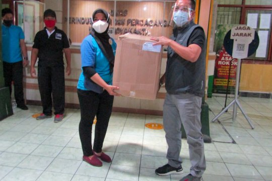 "Seluruh pasar Kota Yogyakarta serentak kerja bakti ""reresik"""