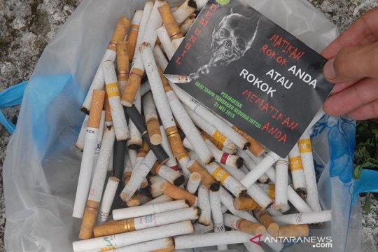 Kelola limbah, Sampoerna dan Waste4Change daur ulang puntung