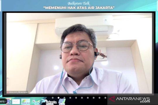 PAM Jaya siapkan lima langkah agar air perpipaan 100 persen di DKI
