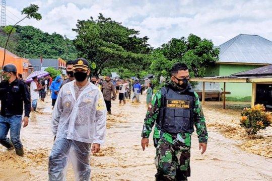 Lintas Sulawesi Gorontalo-Buol terputus akibat banjir