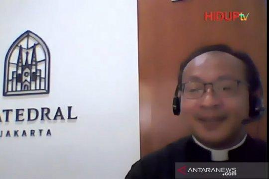 Gereja Katedral Jakarta batasi 20 persen umat hadir ibadah Natal