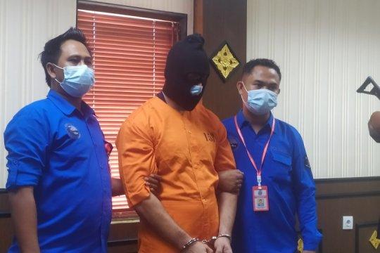 Polda Bali tangkap WN Prancis karena sabu dan tiga senpi ilegal
