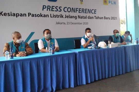 PLN jamin ketersediaan pasokan listrik Jawa-Bali saat Natal-Tahun Baru