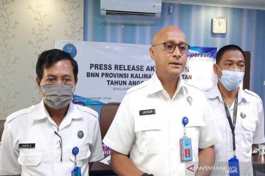 BNNP Kalsel: Oknum anggota DPRD Tala dua tahun gunakan narkoba
