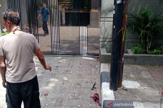 Polisi selidiki dugaan ledakan petasan di Jalan DR Kusumaatmadja