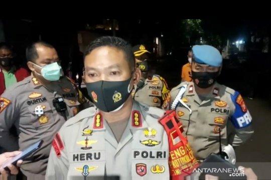 Polisi periksa saksi terkait ledakan di Jalan DR Kusumaatmadja
