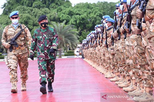 Lima wakil menteri masuk jajaran kabinet Indonesia Maju