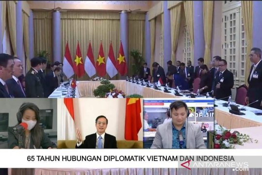 Vietnam harap ekspansi kerja sama dengan Indonesia ke sektor digital