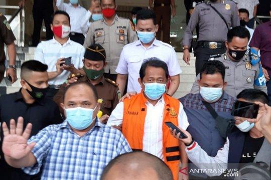Sekdaprov Riau diduga korupsi dan rugikan negara Rp1,8 miliar