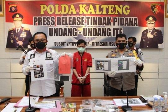 Simpatisan FPI ditangkap polisi lantaran ujaran kebencian di medsos