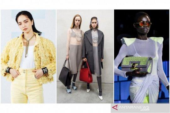 Warna stabilo diprediksi jadi tren warna fesyen di 2021