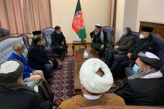 Afghanistan harap Indonesia fasilitasi dialog dengan Taliban