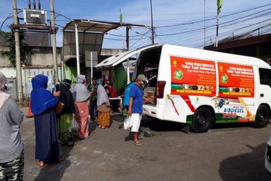 500 kg telur terjual dalam Gelar Pangan Murah di Jakarta