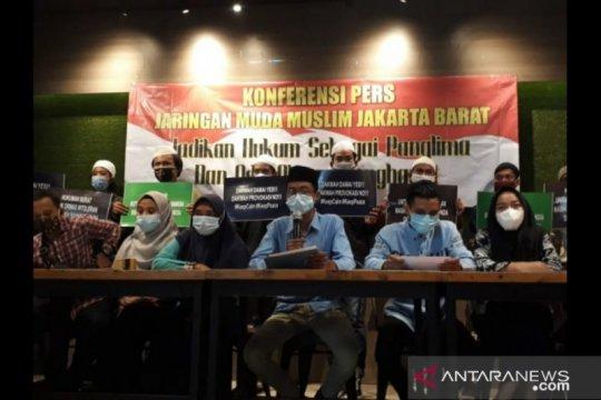 Jaringan Muda Muslim Jakarta tolak provokasi kelompok sebar kebencian