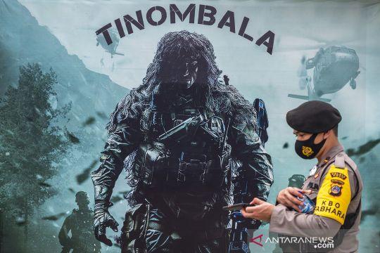 Polri dan TNI lanjutkan operasi Tinombala buru anggota MIT yang masuk DPO