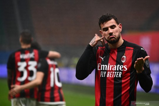 AC Milan tutup 2020 sebagai capolista Liga Italia seusai bekuk Lazio