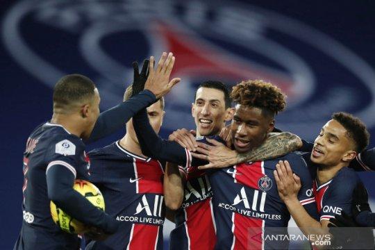 Hasil Liga Prancis: PSG raih poin penuh, Lyon diimbangi Rennes