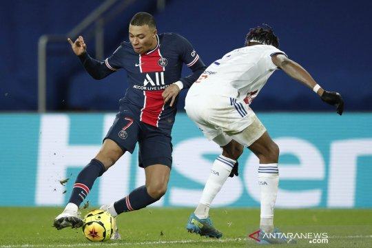 Liga Prancis : PSG pesta empat gol ke gawang Strasbourg
