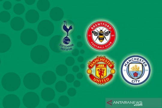 Derbi Manchester kembali tersaji di semifinal Piala Liga