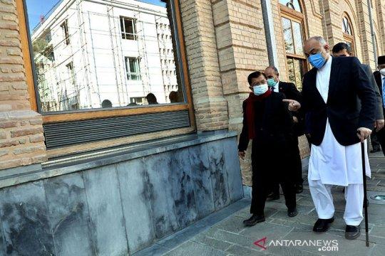 JK bertemu Menlu Afghanistan bahas solusi perdamaian dengan Taliban