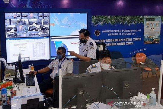 H-1 Natal, 51 pelabuhan tercatat aman dan terkendali