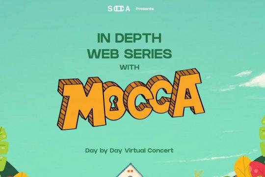 Band Mocca siapkan suguhan virtual awal 2021