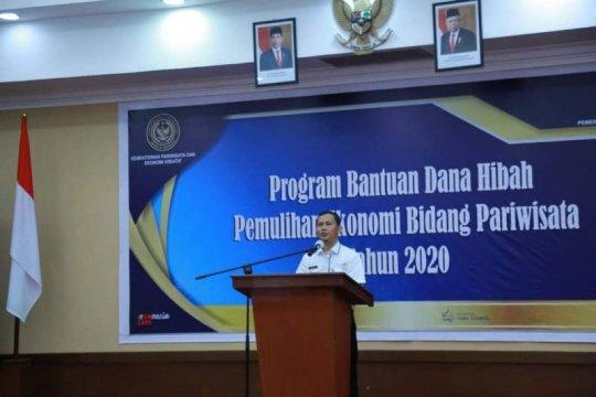 Kemenparekraf kucurkan bantuan hibah Rp3,5 miliar untuk Tanjungpinang