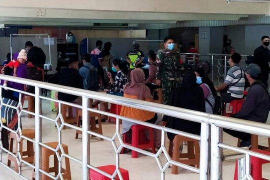 Layanan tes cepat Bandara Sultan Hasanuddin direlokasi