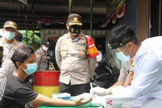 Polrestro Jakarta Barat sediakan 5.000 tes cepat antibodi gratis